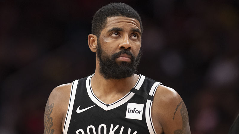 Former Celtic Kendrick Perkins Delivers Vow About Kyrie Irving