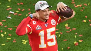Patrick Mahomes Trolls 'Madden' Curse Believers After Super Bowl LIV Win