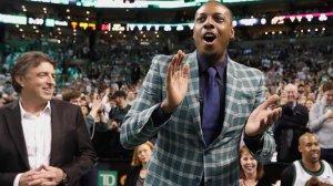 How Celtics Legend Paul Pierce Honored Red Auerbach After Winning NBA Title