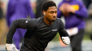 NFL Insider Evaluates Likelihood Of Vikings Moving On From Stefon Diggs