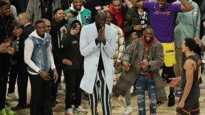 Watch Celtics' Tacko Fall Meet WWE's John Cena Backstage At SmackDown