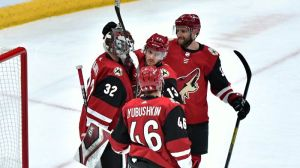 Bruins Look To Continue Hot Streak As They Take On Struggling Coyotes
