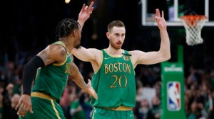 Gordon Hayward Puts Together Big Night To Help Lead Celtics Over Timberwolves