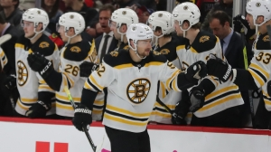 Ford Final Five: Charlie McAvoy Scores, Bruins Leapfrog Capitals In East