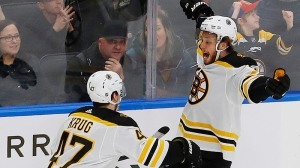 Ford Final Five: David Pastrnak Tied For NHL Goals Lead After Game-Winner