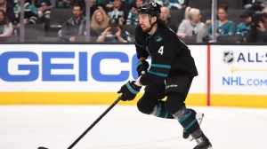 Potential Bruins Target Brenden Dillon Traded From Sharks To Capitals