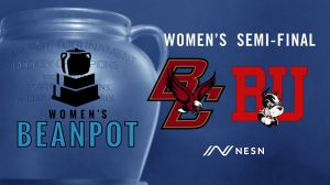 2020 Women's Beanpot Semifinal Notes: Strong Goaltending Helps Lift Northeastern, BU To Final
