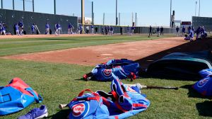 Ex-Red Sox Kevin Youkilis Was Spotted Helping Cubs At Spring Training