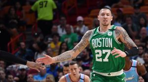 Celtics' Daniel Theis Says 'It Doesn't Feel Right' Watching Sports Without Fans