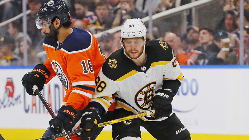 Bruins Extend Winning Streak To Four With Thrilling OT Win Over Oilers