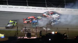 Watch 'The Big One' Knock Out Nearly Half Of Field In 2020 Daytona 500