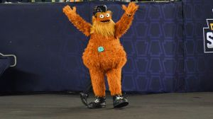 Gritty Will Not Be Charged For Altercation With Young Fan, Police Say