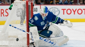 Jacob Markstrom Shuts Down Bruins Offense As Canucks Win Big Over Boston