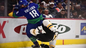 Bruins Notes: Bruce Cassidy Keeping Perspective After Ugly Loss To Canucks