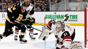 Jake DeBrusk Continues Hot Streak In Bruins' 4-2 Win Over Coyotes