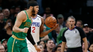 Celtics Notes: Jayson Tatum's Play Getting Kawhi Leonard, Lou Williams' Attention