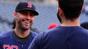 J.D. Martinez Says Red Sox 2019 Season Was 'Reality Check' For Upcoming Year