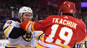 Jeremy Lauzon Explains Reasoning For Fight With Matthew Tkachuk