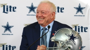 Jerry Jones (For Some Reason) Has Been Thinking About Dez Bryant In Shower
