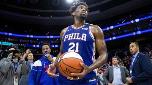 Joel Embiid Injury: 76ers Star Exits Game Vs. Cavs With Shoulder Sprain