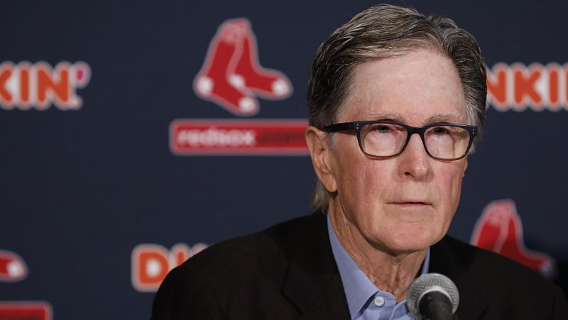Read Statement From Red Sox Owner John Henry On Mookie Betts Trade