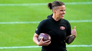 Katie Sowers Has Message For Fans, Critics After 49ers' Super Bowl Loss