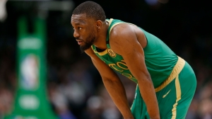 NBA's Hiatus Was 'Super Important' For Kemba Walker's Knee Injury Rehab