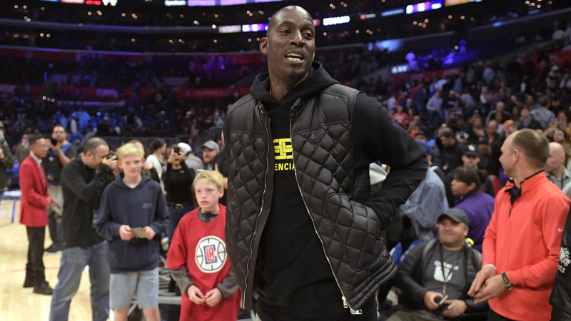 Kevin Garnett Shares Hilarious Lesson He Learned While Playing In NBA