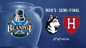 2020 Beanpot Wrap: Northeastern Defeats Harvard 3-1 In Semifinal Game