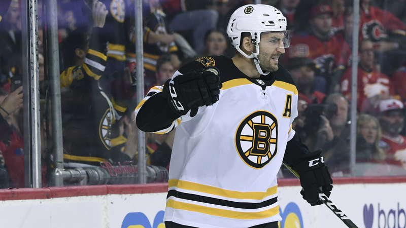 Bruins Notes: Comeback Win Over Flames Not Just Entertaining, But Historic As Well