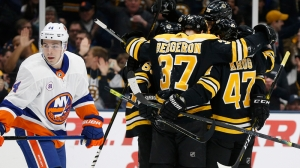 Bruins Shine In Saturday Matinee As They Take Down Islanders On Road