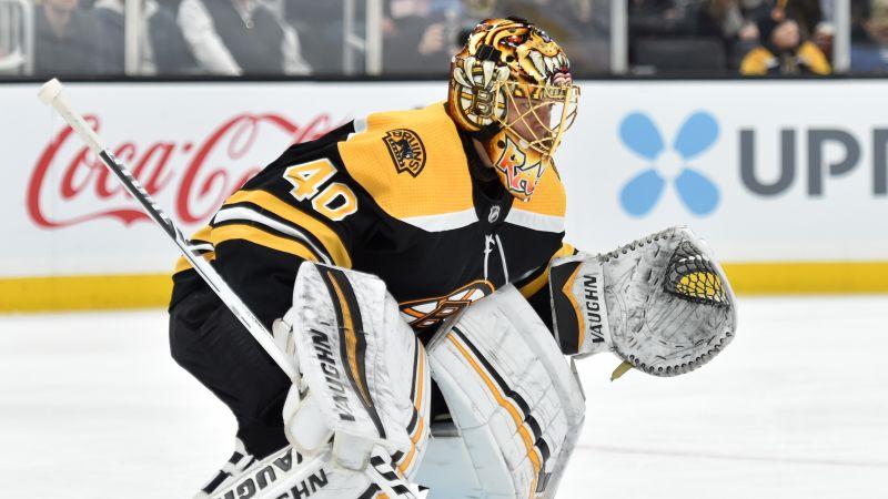 Bruins Goaltender Tuukka Rask Joins Tom Caron On 'At Home With TC'