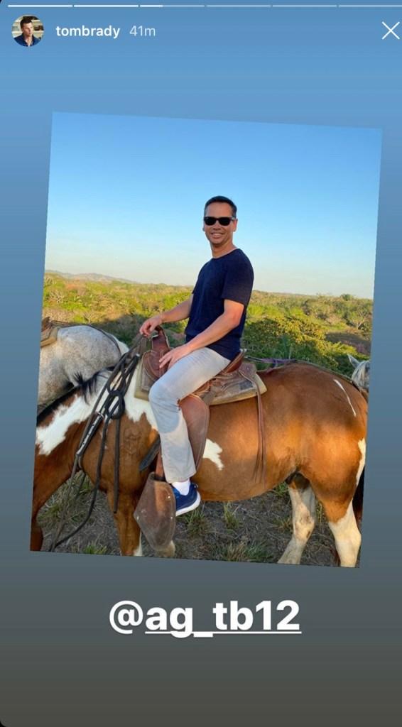 Tom Brady's trainer Alex Guerrero