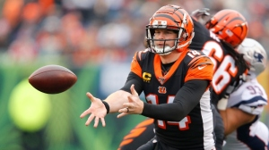 NFL Odds: Bengals' Andy Dalton Has These Lines To Join Patriots In 2020