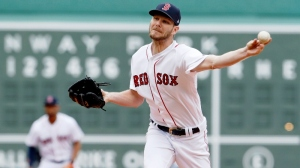 Chris Sale's Sliding Cy Young Odds Reflect Red Sox Ace's Rough Spring
