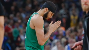 Celtics' Jayson Tatum Hasn't Gone This Long Without Basketball In Recent Memory