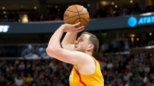 Joe Ingles Would Walk Away From Basketball To Protect Son From COVID-19