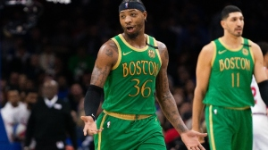 Celtics Guard Marcus Smart Announces He's Been Cleared Of COVID-19