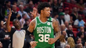 Celtics' Marcus Smart Attends Boston Protest: 'Something Has To Change'