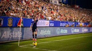 USWNT Responds To US Soccer's Sexism During SheBelieves Cup vs. Japan