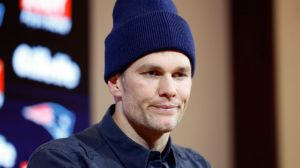 Tie Domi Of All People Commented On Tom Brady's Latest Instagram Post