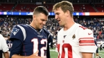 Here's What Eli Manning Thinks About Tom Brady Leaving Patriots For Bucs