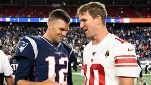 Eli Manning Joins Twitter, And Tom Brady Immediately Had Perfect Response