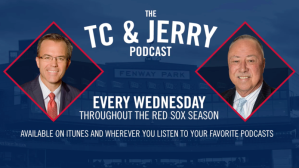 Nathan Eovaldi, Jackie Bradley Jr., Hazel Mae Interviews; Red Sox Opening Day Preview | TC & Jerrry Podcast Ep. 16