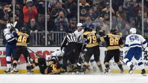 Bruins Notes: Why Contentious Game Vs. Lightning Was Weeks In The Making