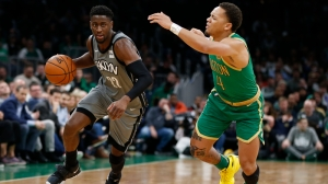 This Graphic Shows How Good Caris LeVert Was, Bad Celtics Were Late In Nets' Win