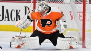 Goalie Carter Hart Having Unbelievable Success At Home For Flyers