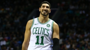 Celtics Center Enes Kanter Joins NESN's Tom Caron On 'At Home With TC'