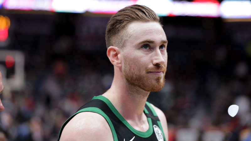 Here's How Gordon Hayward Earned Cealey Godwin's 'Ceal of Approval'