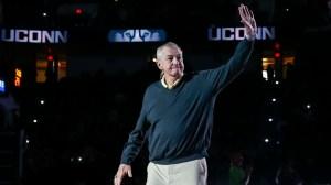 Hall Of Fame Coach Jim Calhoun Leads Division III Team To NCAA Tournament